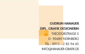 Gudrun Hanauer Grafik Design